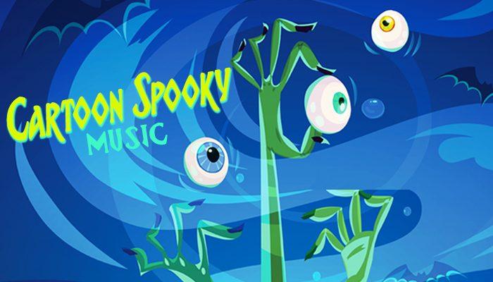 Cartoon Spooky Music Pack