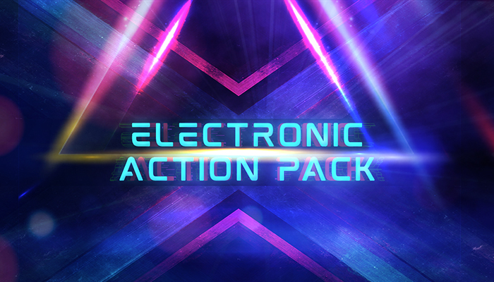 Electronic Action Music Pack – Adaptive
