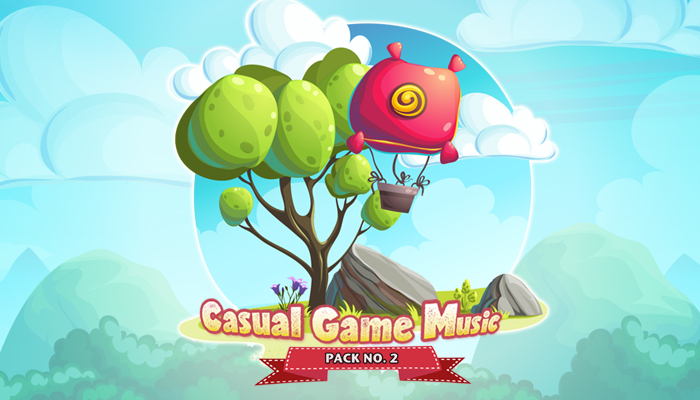 Casual Game Music Pack 2