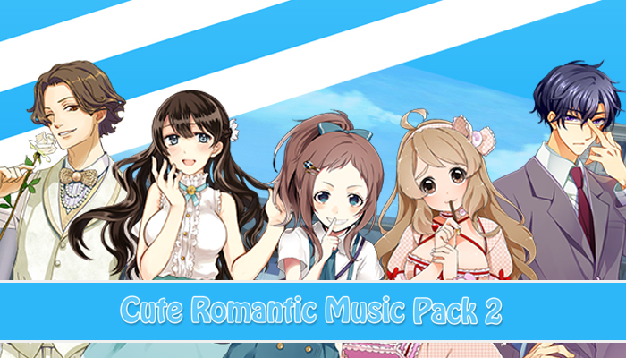 Cute Romantic Music Pack 2