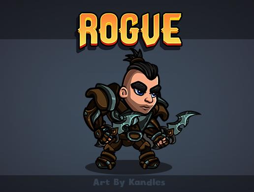 Human Rogue