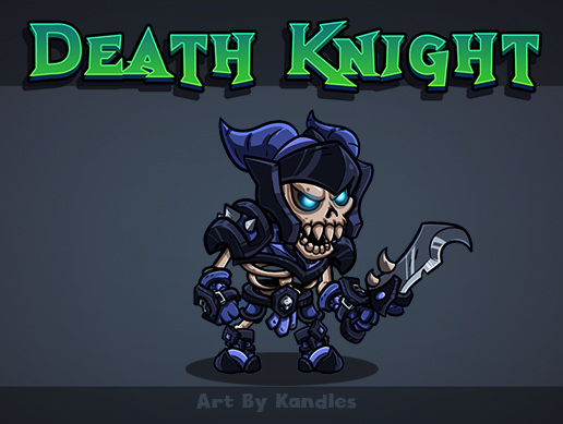 Skeleton Death Knight