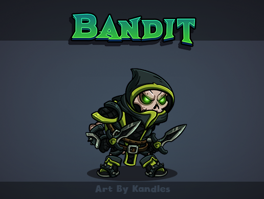Skeleton Bandit