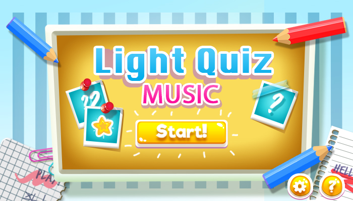 Light Quiz Music Pack