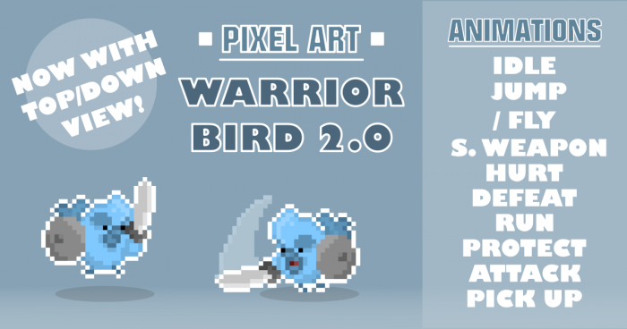 WARRIOR BIRD 2.0
