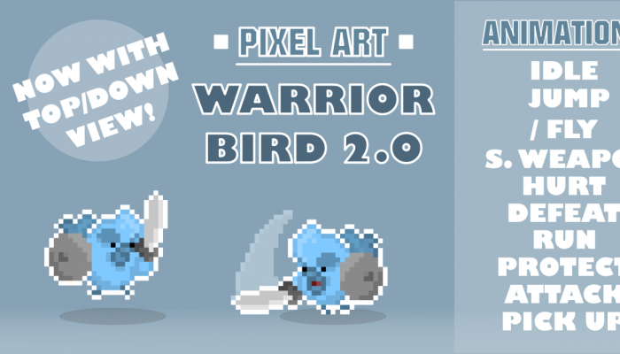 WARRIOR BIRD 2.0