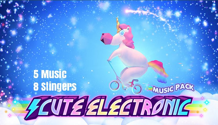 Cute Electronic Music Pack