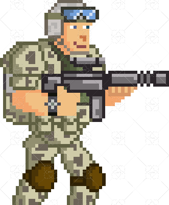 PixelSoldier
