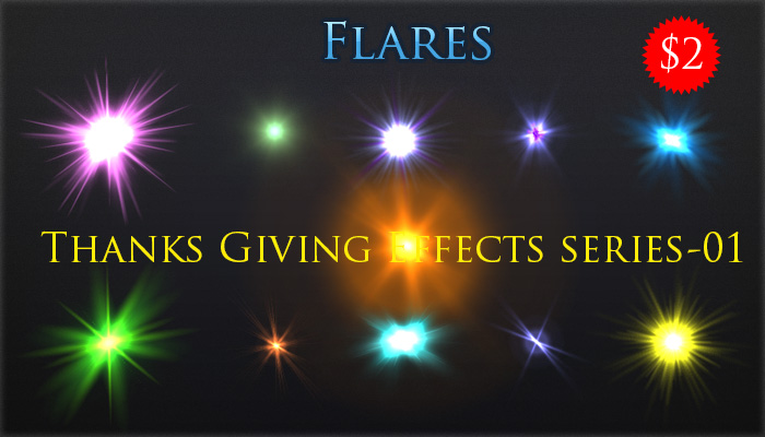 Thanks Giving Effects series-01