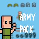 Pixel army generator