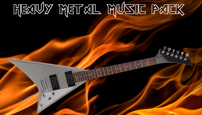Heavy Metal Music Pack