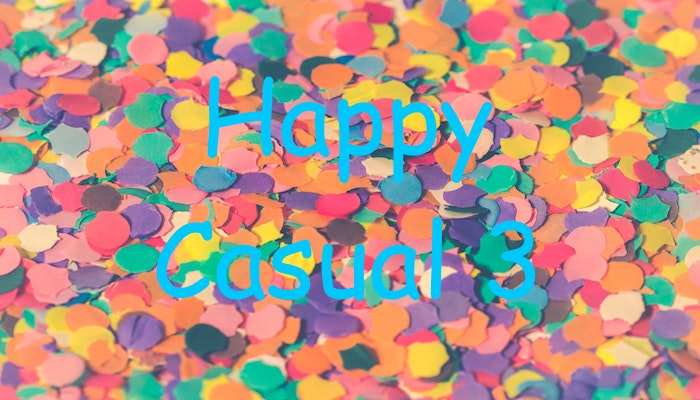 Happy Casual 3