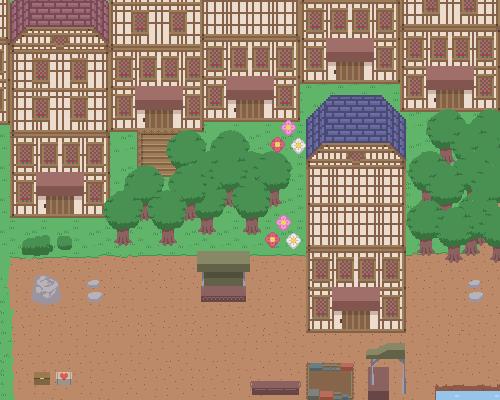2d simple tile