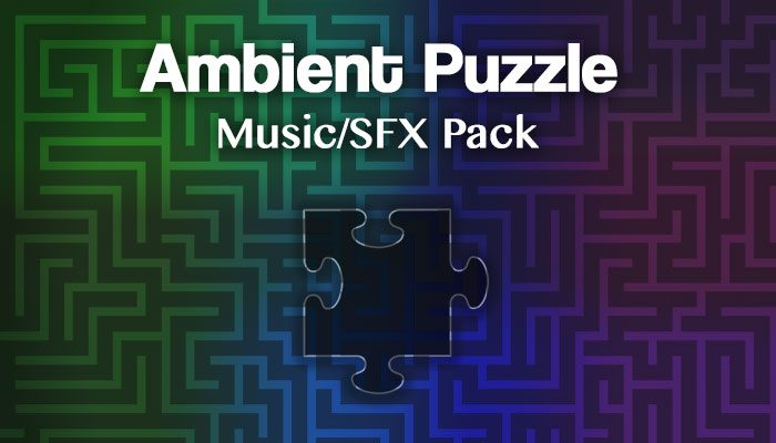 Ambient Puzzle Music/SFX Pack