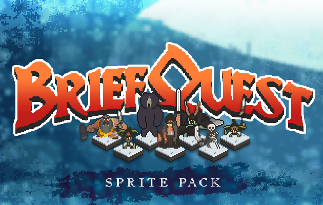 BRIEFQUEST – Sprite Pack