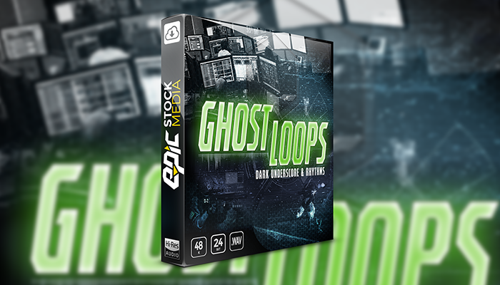 Ghost Loops – Dark Underscore & Rhythms