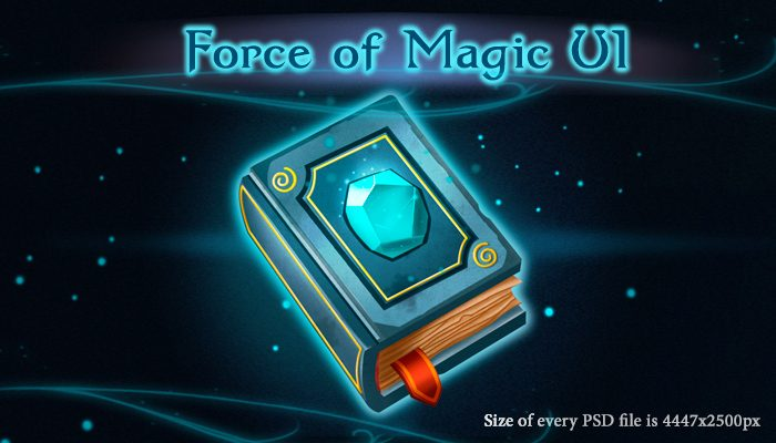 Force of Magic UI