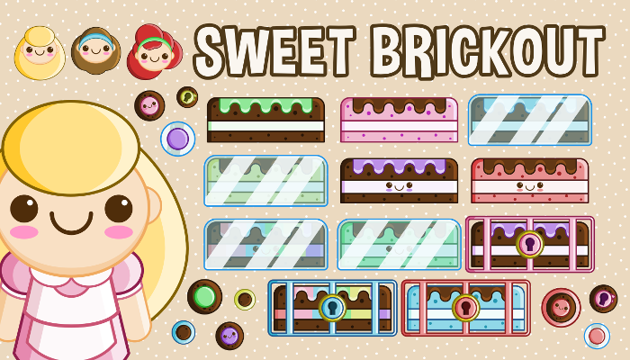 Sweet Brickout
