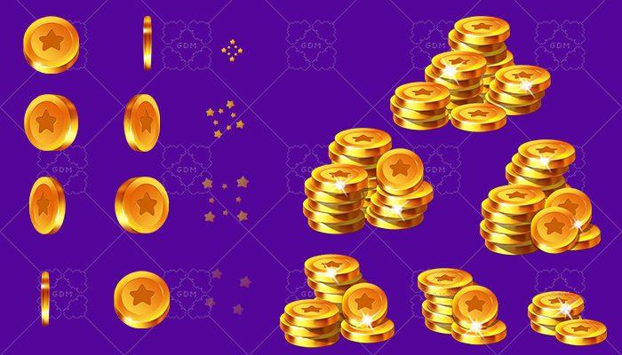 Game Coin set 2