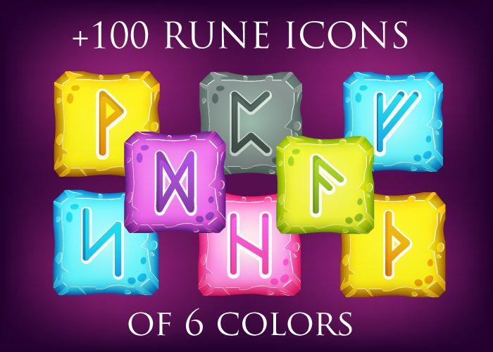 Rune Icons