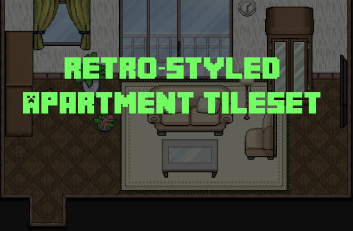 Modern Apartment Tileset