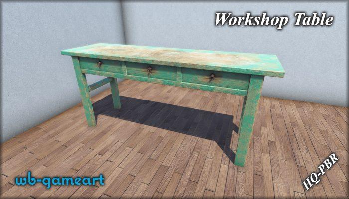 Workshop Table