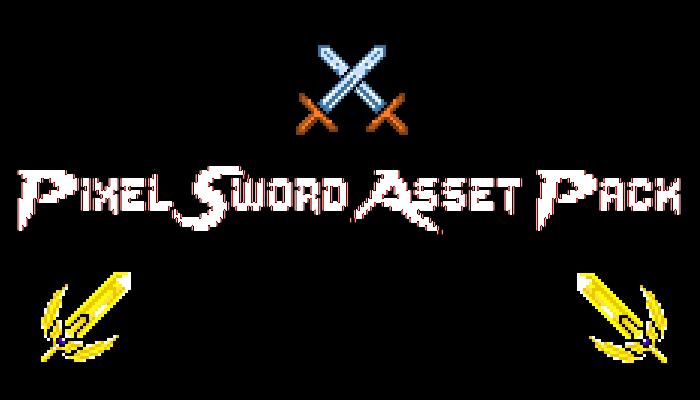 Pixel Sword Pack