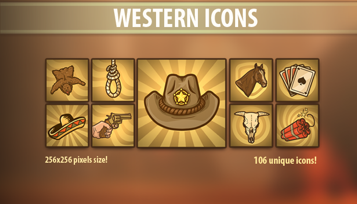 Western Icons