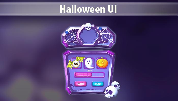 Halloween UI