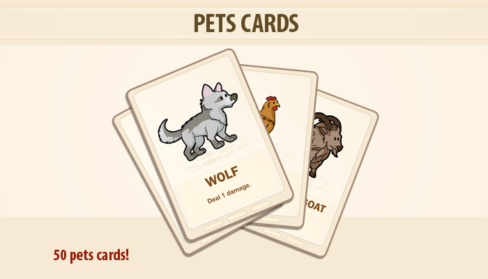 Pets Cards