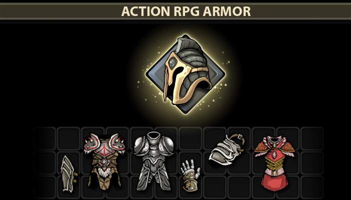 Action Rpg Armor