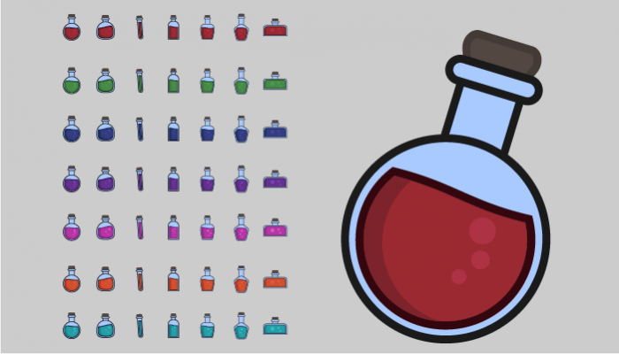 Potion pack