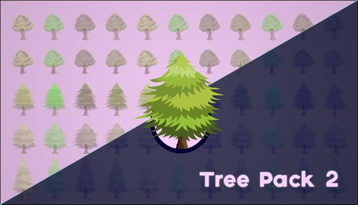 Tree Pack 2