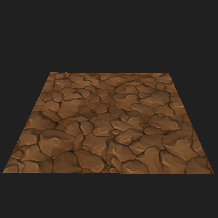 Stylized Dirt 5