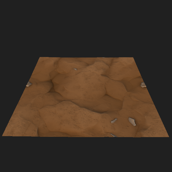 Stylized Dirt 4