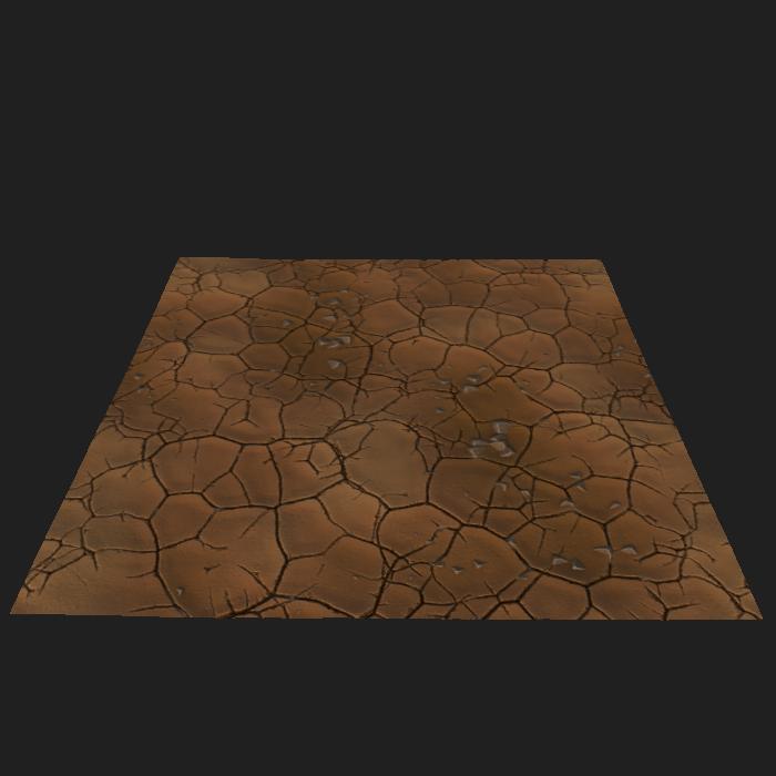 Stylized Dirt 2