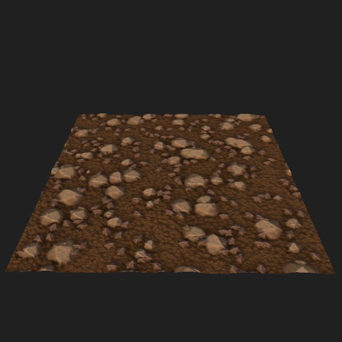 Stylized Dirt 1