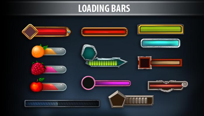 Loading Bars