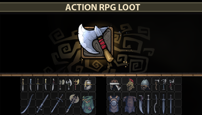 Action Rpg Loot