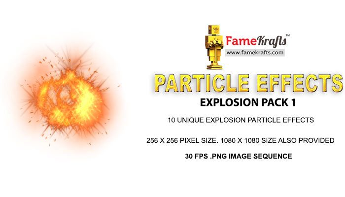 Particle Effects Pack 1