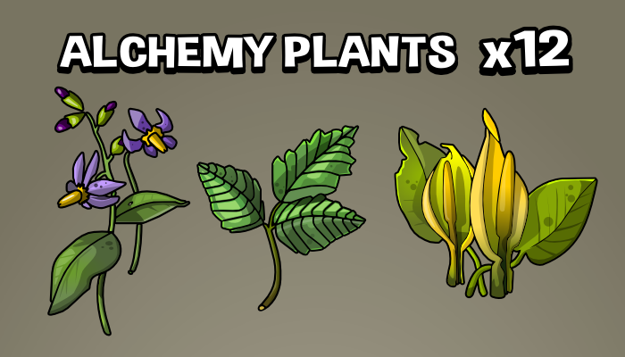 Alchemy plants