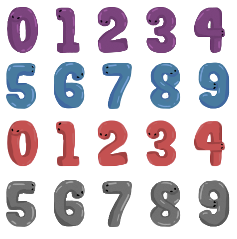 Numbers Snake