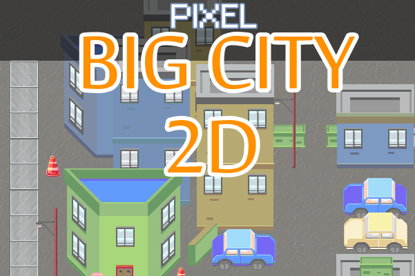 Pixel Big City