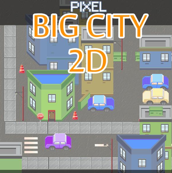 Pixel Big City