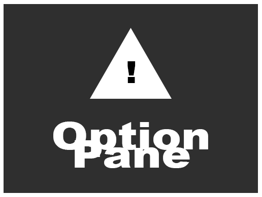 OptionPane
