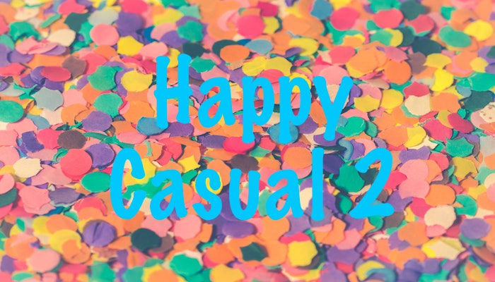 Happy Casual 2