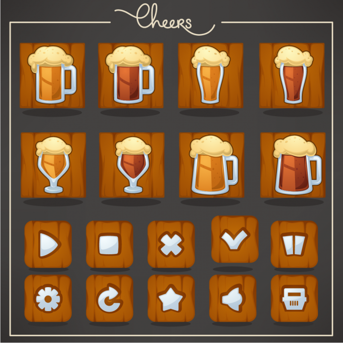 Grab your beer