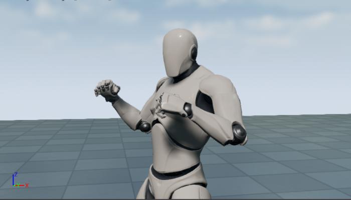 Jimbo Fighter AnimSet v.1.0