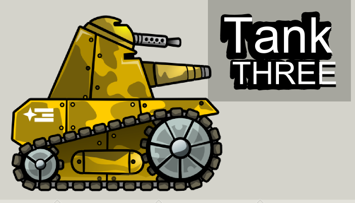 Animated tank 3