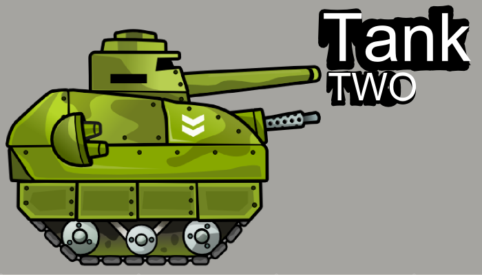 Animated tank 2